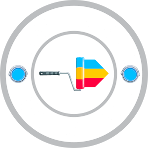 Alan Dobbs Decorating Logo